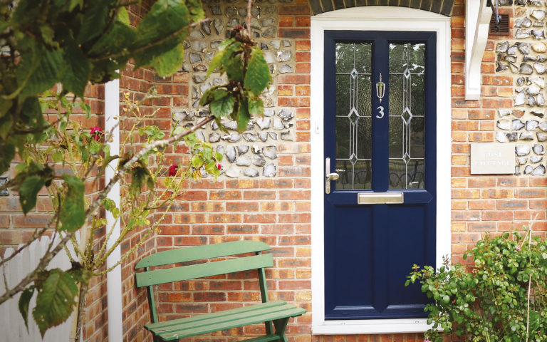 Front Doors by Polar Glaze