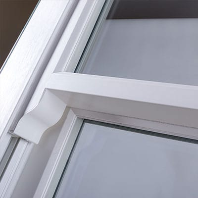 Box Sash Windows 35mm Meeting Rail