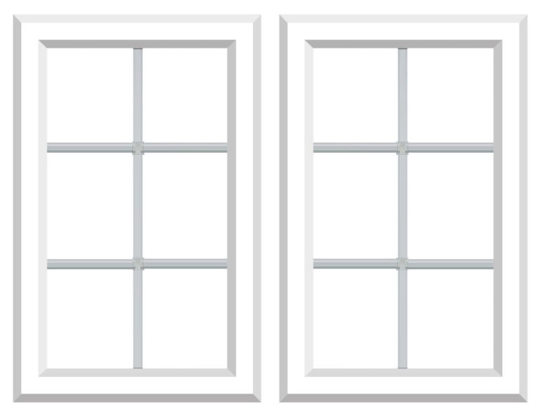 Feature Glass For Windows Georgian Grille
