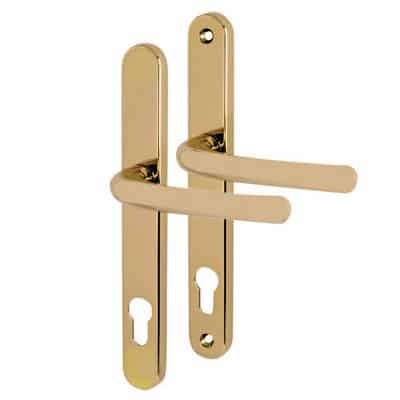 Gold Lever Lever Handles