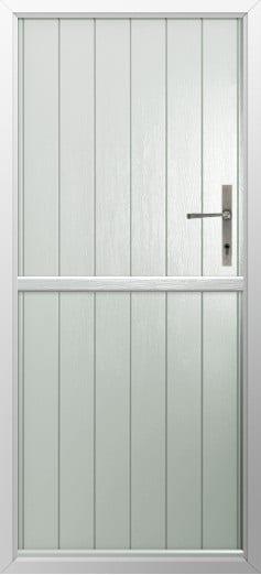 Stable Composite Door Flint Solid Painswick