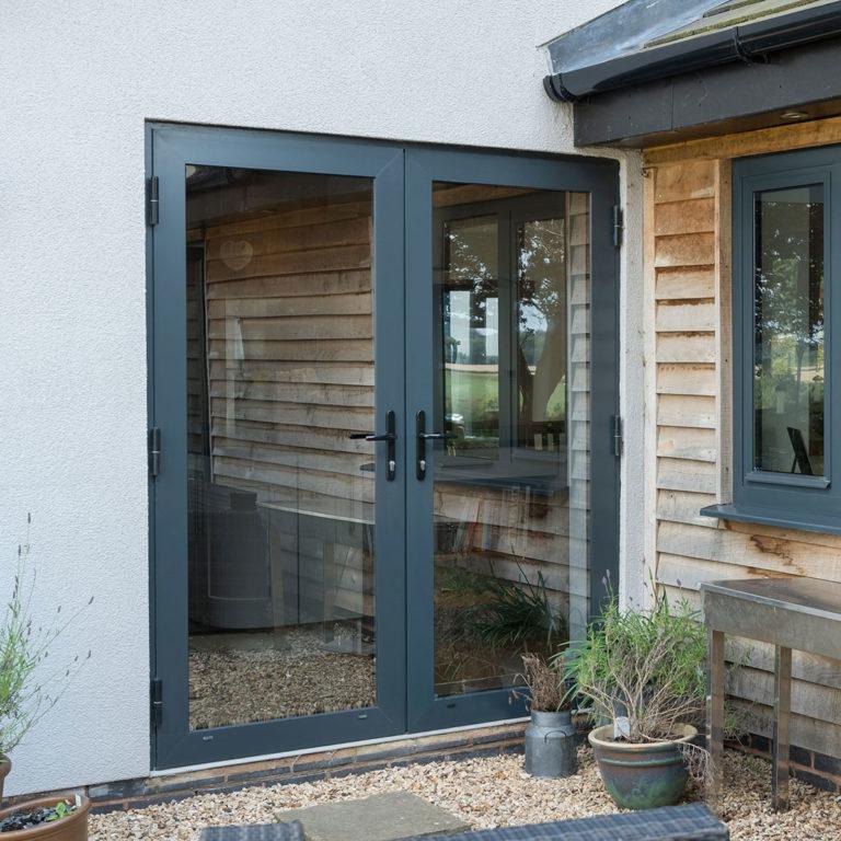 Alitherm Plus French Door Intro
