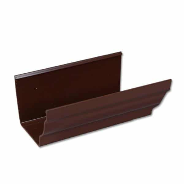 Roofline Guttering Shape Ogee Colour Option Brown