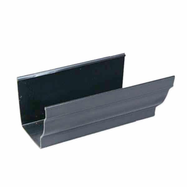 Roofline Guttering Shape Ogee Colour Option Grey