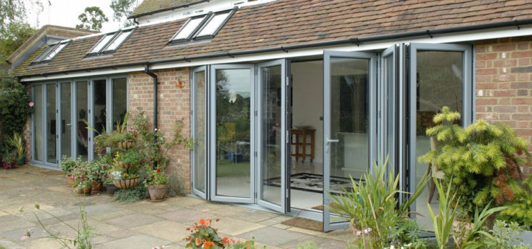 Why Aluminium Bi Fold Doors From Polar Glaze