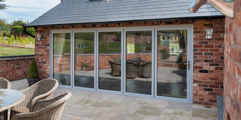 Aluminium Bi Fold Doors Energy Performance
