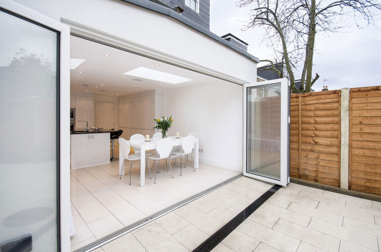 Aluminium Bi Fold Doors Features