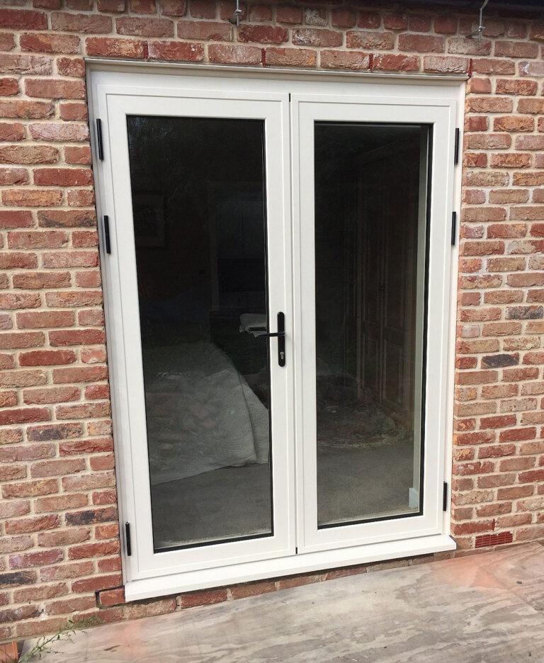 Aluminium French Doors Features