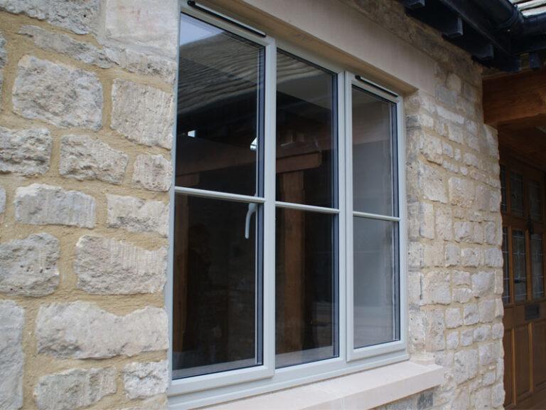Aluminium Windows Energy Performance