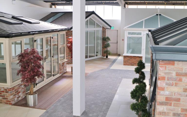 Polar Glaze Showroom Banner Conservatories 2560x1600px
