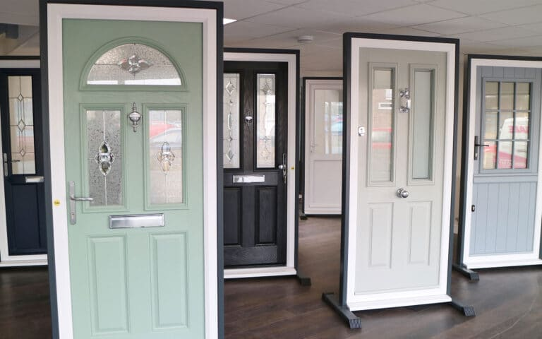 Polar Glaze Showroom Banner Doors 2560x1600px