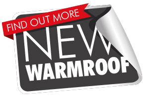 Warmroof Header Badge Grey
